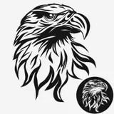 Vector Eagle Head Mascot Logo Stock Photo Image 18104980