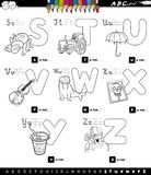 Tractor Character Cartoon Illustration Stock Vector