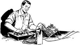 Technicians Stock Illustrations, Vectors, & Clipart