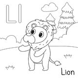 The word lion stock vector. Illustration of isolated, mane