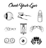 Ophthalmology Stock Illustrations