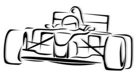 Racing Stock Illustrations