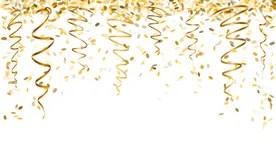 confetti stock illustrations vectors