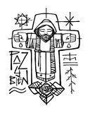 Franciscan Stock Illustrations