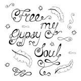 Gypsy Stock Illustrations