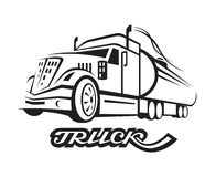 Fuel Truck Stock Illustrations