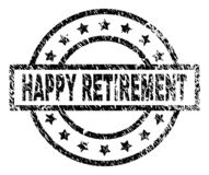 Happy Retirement Stock Illustrations