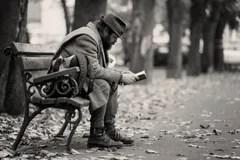 Image result for homeless reading