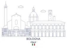 Bologna Stock Illustrations, Vecteurs, & Clipart