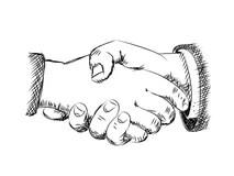 Agreement, Business, Handshake, Partnership, Deal Concept
