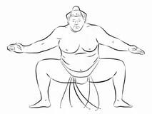 Wrestling Move stock vector. Illustration of wrestler