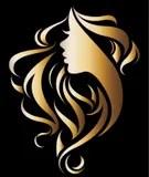 vector silhouette women stock vector