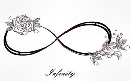 Infinity Love Forever Symbol Stock Photos, Images