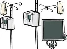 Intravenous Stock Illustrations