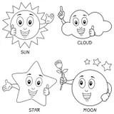 Het rillen Smiley vector illustratie. Illustratie