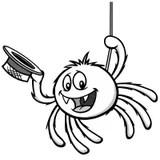 Itsy Bitsy Spider stock vector. Illustration of vector