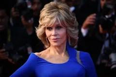 Jane Fonda redaktionelles bild Bild von datum hotel  36048115