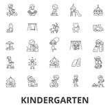 Daycare Stock Illustrations