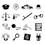 Injury icons set stock vector. Illustration of disable