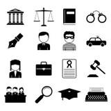 Jury Stock Illustrations