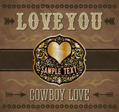 Download Cowboy love stock photo. Image of authentic, real, love ...