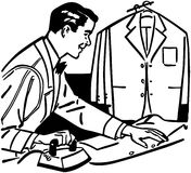 Professional Dry Cleaners Clip Art