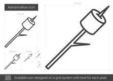 Marshmallow Stock Illustrations