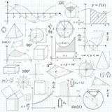 Mathematical Stock Illustrations