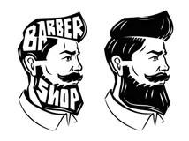 Beard Stock Illustrations