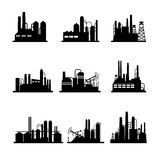Refinery Stock Illustrations