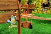 BBQ Summer Backyard Party Scene Stock Photo - Image: 42502169