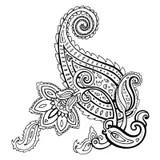 Paisley. Ethnic ornament. stock illustration. Illustration