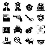 Security Guard Officer Badge Stock Illustrations