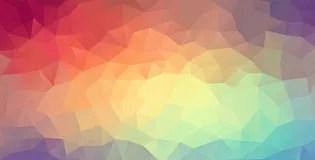 polygon web background stock
