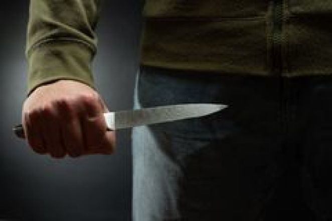 Image result for Murder with Knife