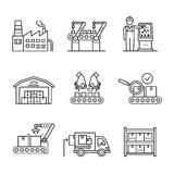 Manufacturing Stock Illustrations