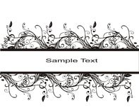 Sample text stock vector. Illustration of natural, light
