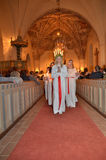 Santa Lucia Celebration Stock Photos