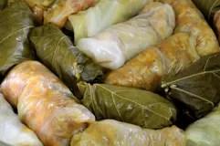 Sarmale Col Rellena Cocina Rumana Foto de archivo  Imagen de delicioso nutricin 20327880