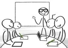 Briefing Stock Illustrations, Vectors, & Clipart