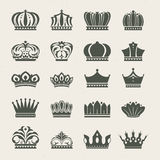 Crest Stock Illustrations
