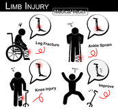 Crutch Stock Illustrations