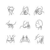 Otolaryngology Stock Illustrations