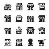 Shopkeeper Stock Illustrations