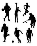 Softball Stock Illustrations