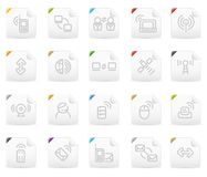 Handphone Stock Illustrations