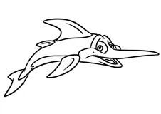 Swordfish Stock Illustrations