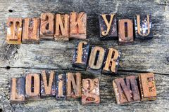 Thank Love Stock Photos - Royalty Free Stock Images