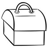 Lunch Box Stock Illustrations