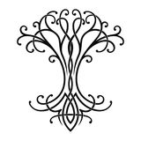 Celtic Tree of Life stock vector. Illustration of